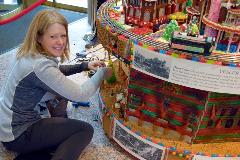 Team MBAKS participates in community stewardship events throughout the year, including the annual Sheraton Seattle Gingerbread Village, benefiting the Northwest Chapter of Juvenile Diabetes Research Foundation