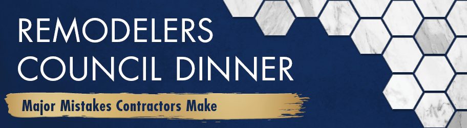 MBAKS Remodelers Council Dinner