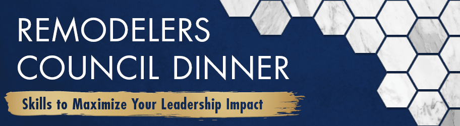 MBAKS Remodelers Council Dinner: Skills to Maximize Your Leadership Impact