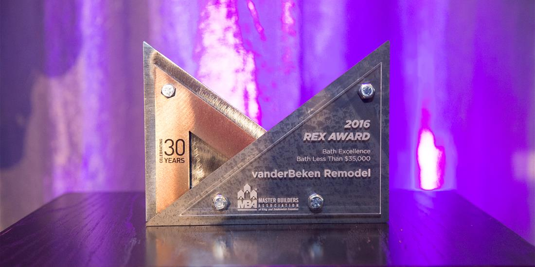2016 REX Award