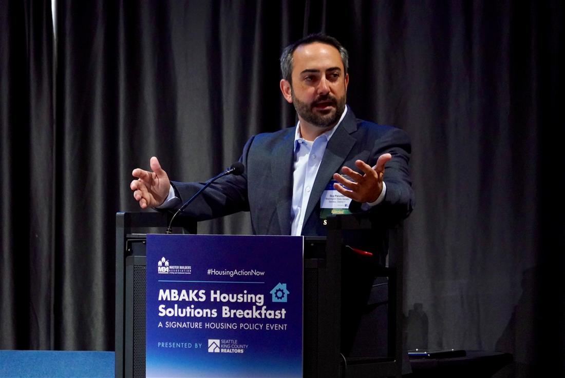 2018 Housing Solutions Breakfast, credit Alabastro Photography