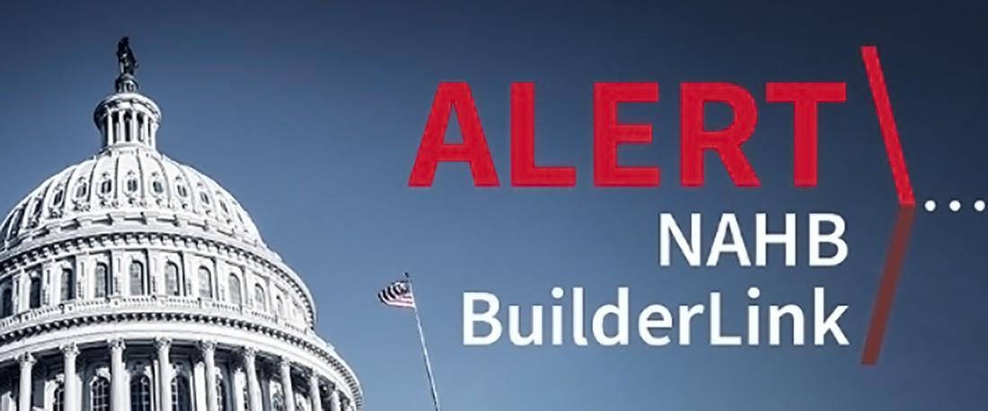 Builder Link Alert
