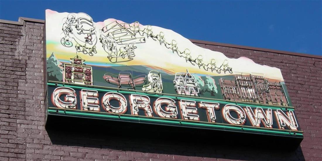 Georgetown, Photo by Joe Mabel, GFDL, gnu.org/copyleft/fdl.html