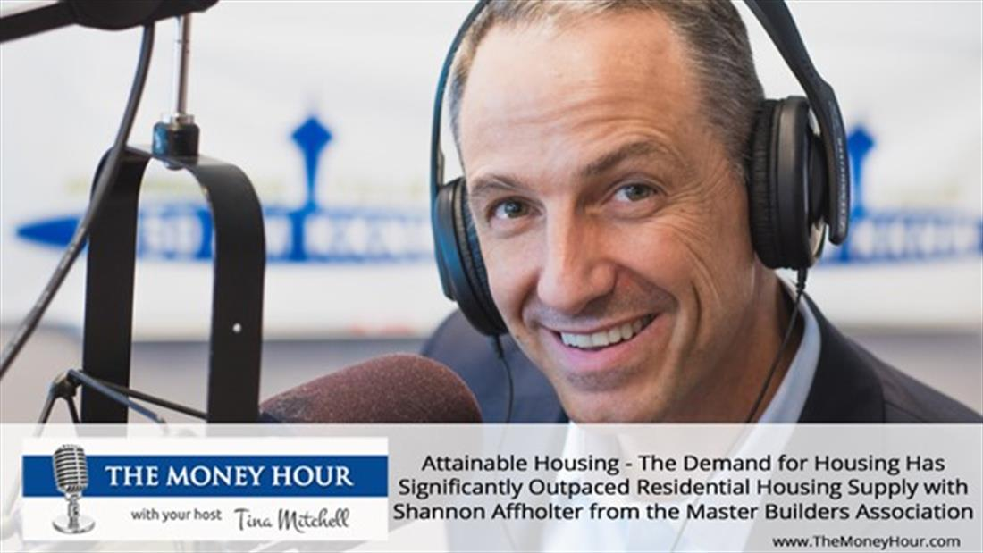 Shannon Affholter on The Money Hour