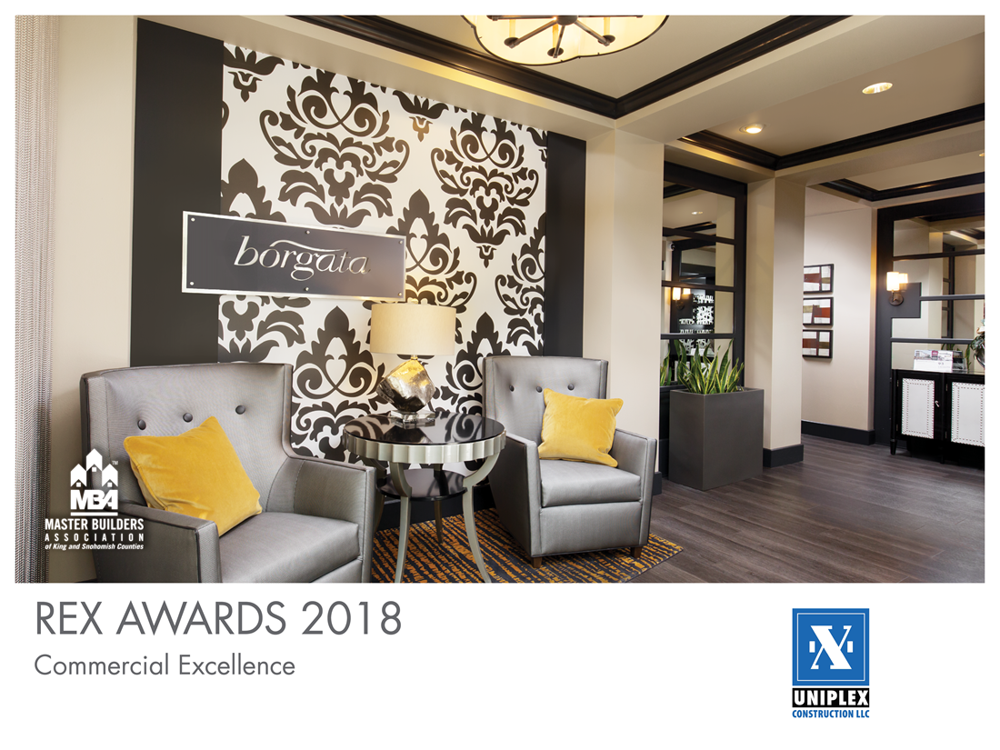 REX Award Winner: Commercial Remodeling Excellence: Uniplex Construction