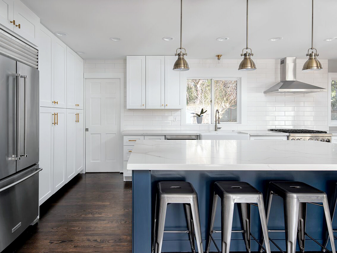 REX Award Winner, Kitchen Excellence—Less Than $50,000, Remod Builders