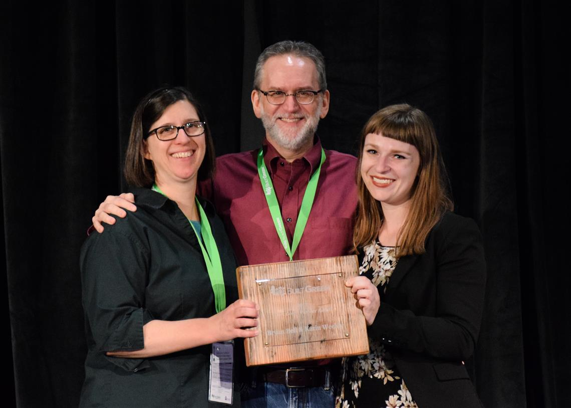Built Green Pioneer Awards 2018—Bryan Bell and Karin Weekly