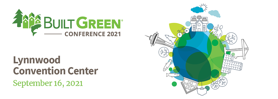 2021 Built Green Conference