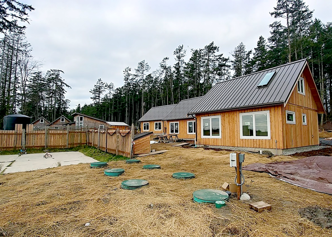 Built Green Hammer Awards, Judges' Choice—Lopez Community Land Trust