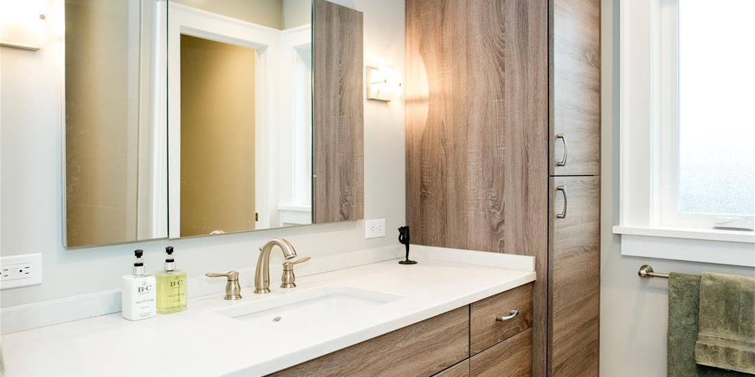 Bathroom courtesy CRD Design Build
