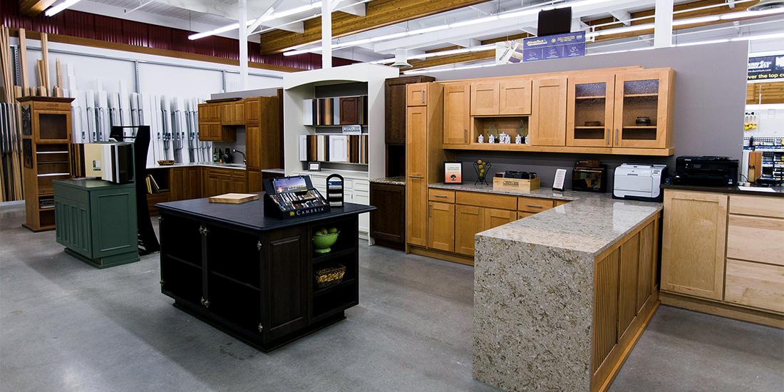 Dunn Lumber Cabinets