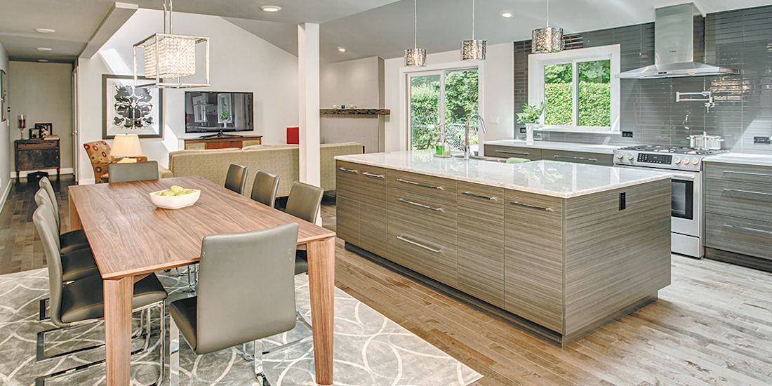 Your home is likely your biggest investment, so any renovations should be taken very seriously. (Courtesy Nip Tuck Remodeling)