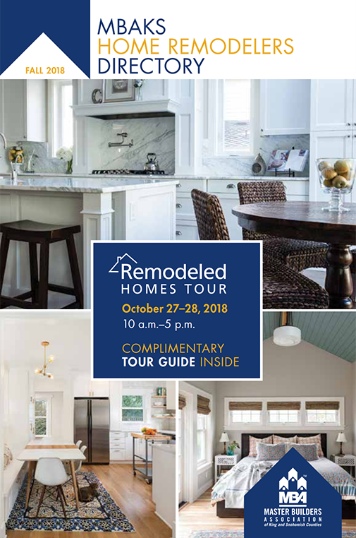 MBAKS Home Remodelers Directory, Fall 2018