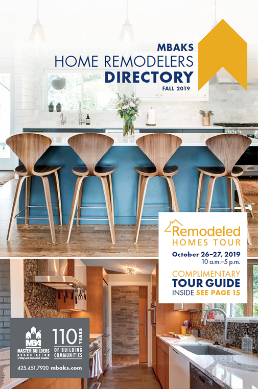 MBAKS Home Remodelers Directory, Fall 2019