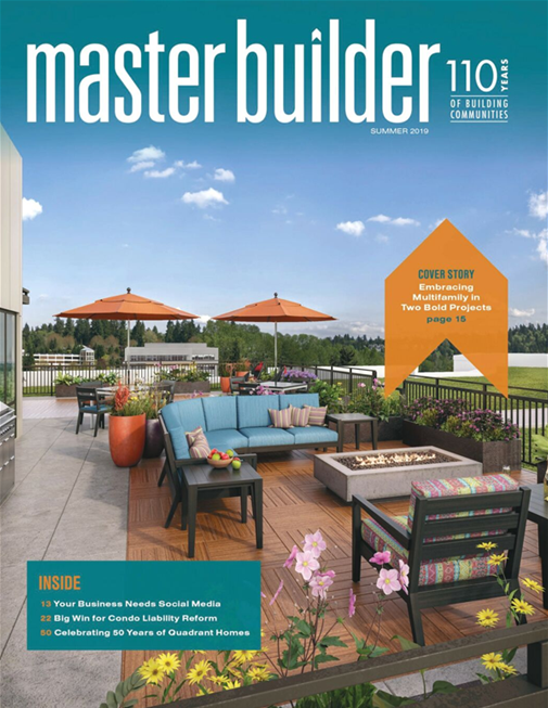 Master Builder Magazine, Summer 2019