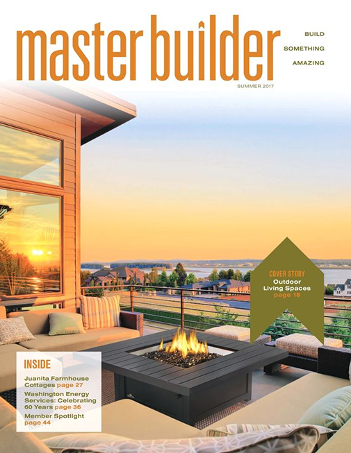 Master Builder Magazine, Summer 2017