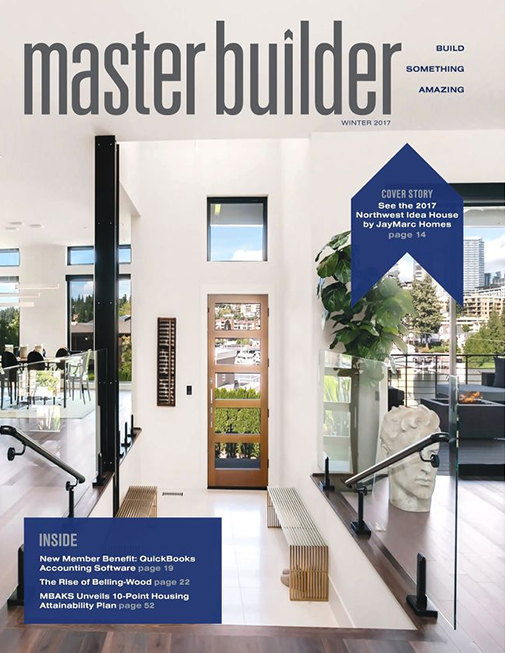 Master Builder Magazine, Winter 2017