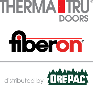 ThermaTru Doors and Fiberon Decking, distributed by OrePac